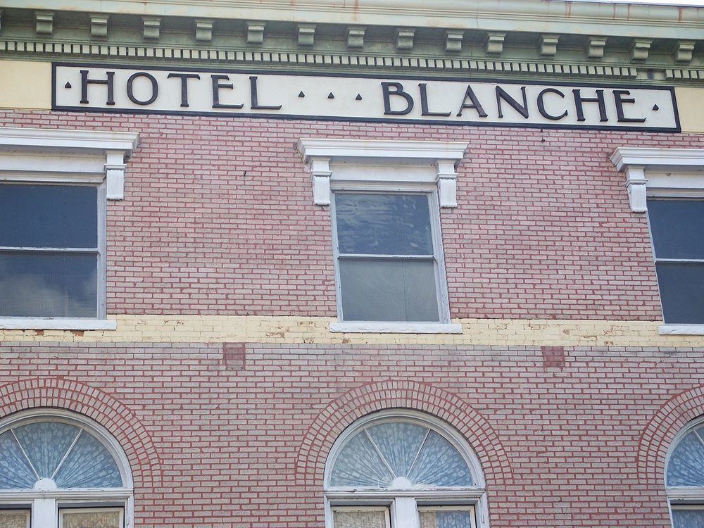 The Blanche