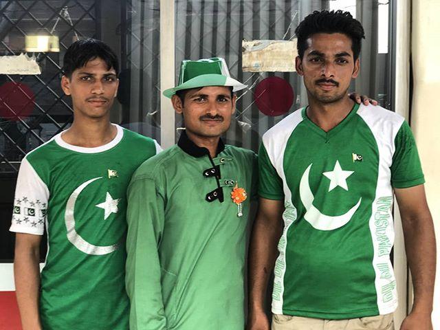"""We are going to visit Mina-e-Pakistan."" #PakistanDay"