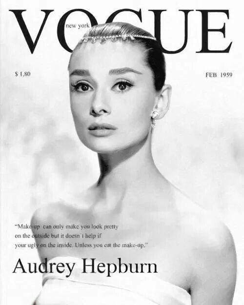 50s Audrey Hepburn