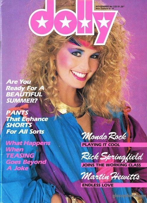 1980s dolly
