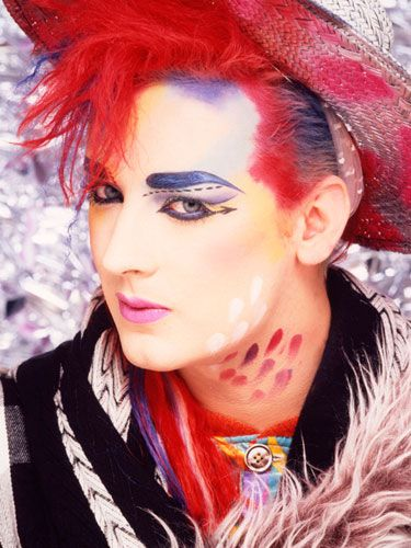 Boy George... my first big crush!