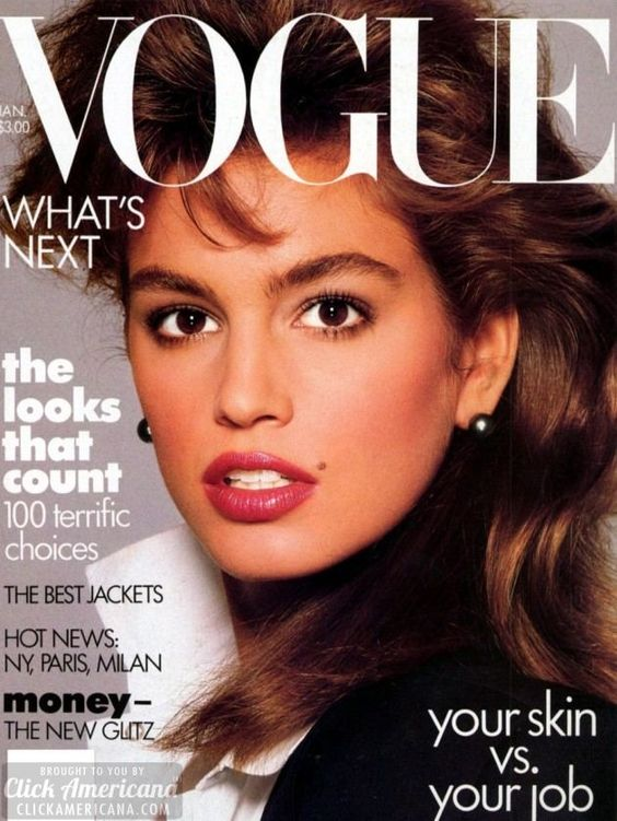 Cindy Crawford 1986