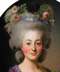 1780 Roslin Countess de Bavière-Grosberg