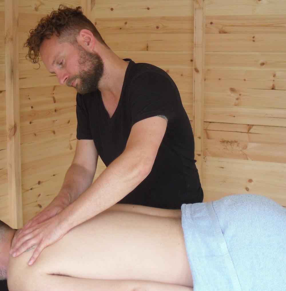 male massage essex