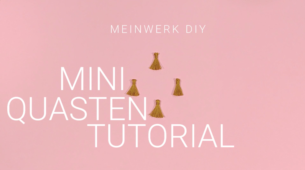 Blog — MEINWERK DIY
