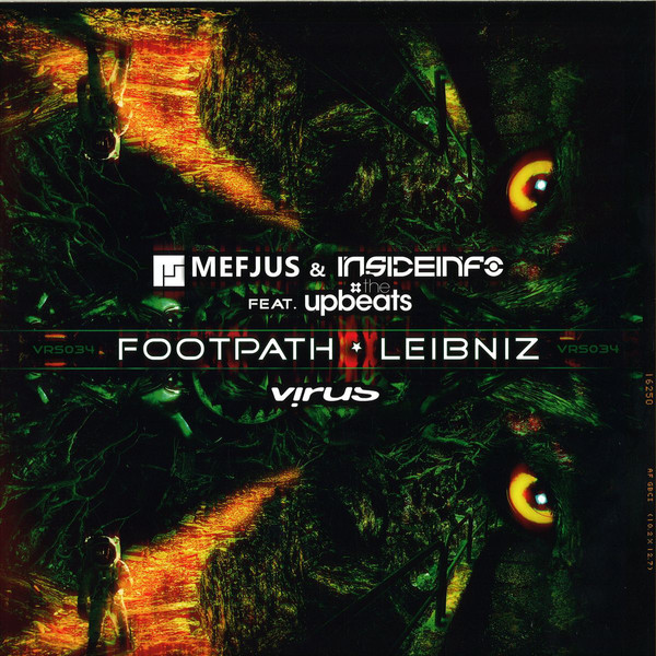 Mefjus & InsideInfo feat The Upbeats - Footpath / Leibniz