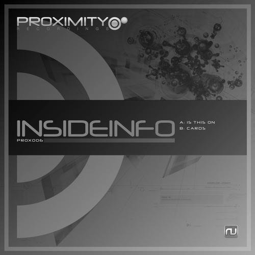 InsideInfo - Is This On / Cardz