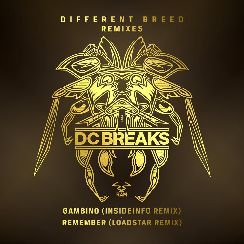DC Breaks - Gambino (InsideInfo Remix)