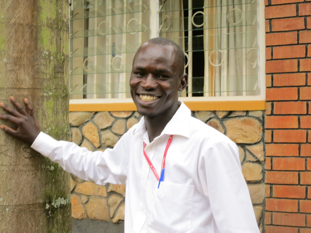 CROSO Graduate, Odai George is now a Deputy Head Teacher (Vice Principal) for a secondary school.