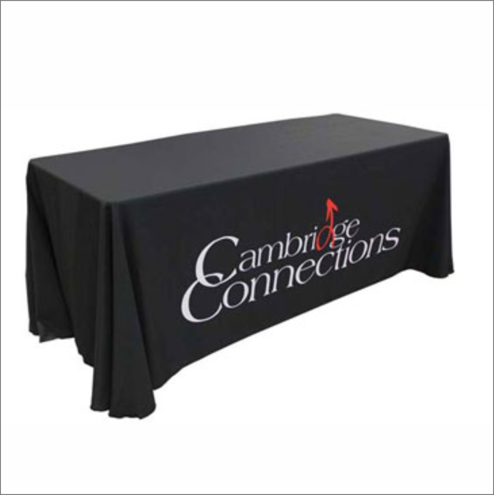 Tablecloths - Custom printed tablecloths.
