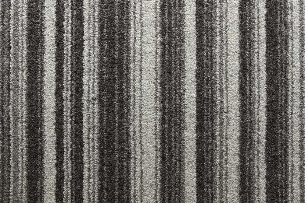 Designer graphite stripe - A striking contemporary design