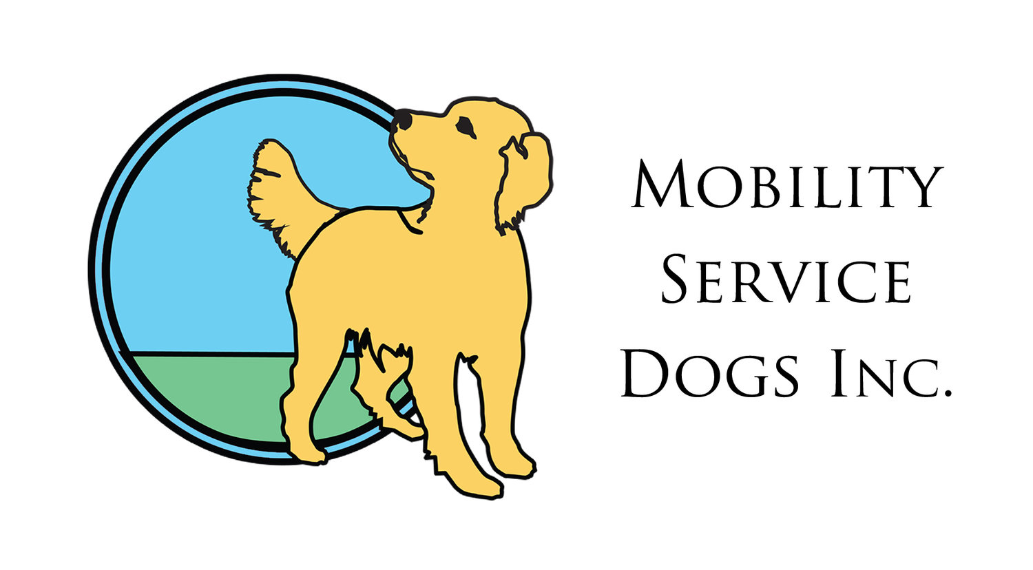 Finest Mobility Service Dogs Inc. - Who We Are — Mobility Service Dogs, Inc. BJ08