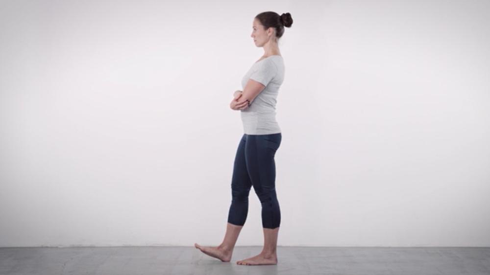 'Easy' single leg balance