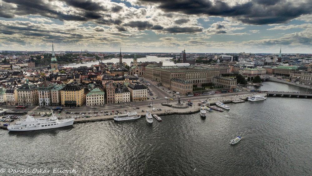 Old town, Stockholm Sweden