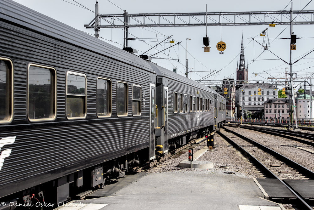 Central Station, Stockholm, Sweden