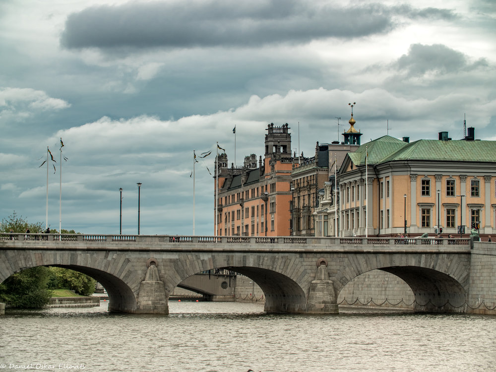 Norrbro, Stockholm, Sweden