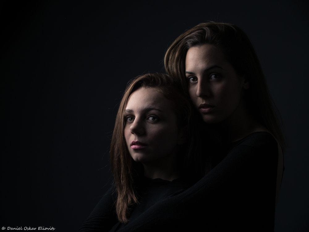 Models: Elizabeth Ioannidis, Ines Cherif