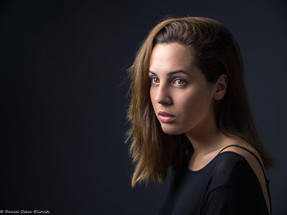 Model: Ines Cherif