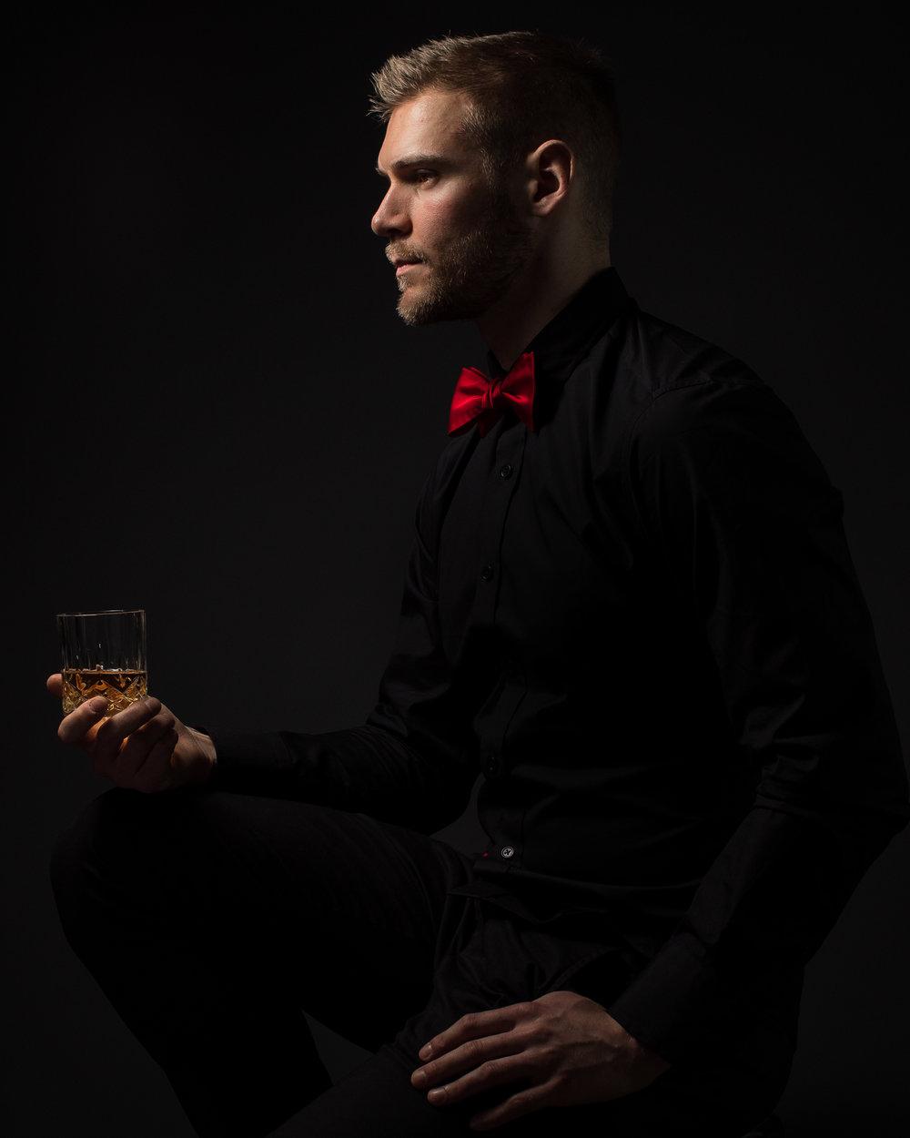Model: Daniel Demelos