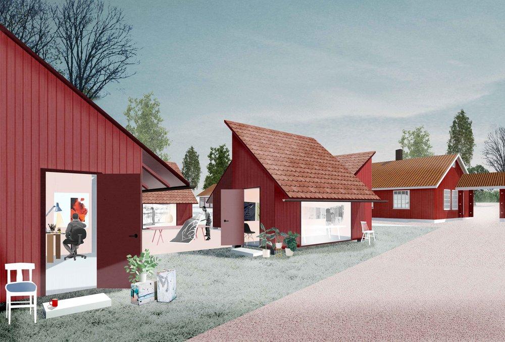 Illustrasjon: Eriksen Skajaa