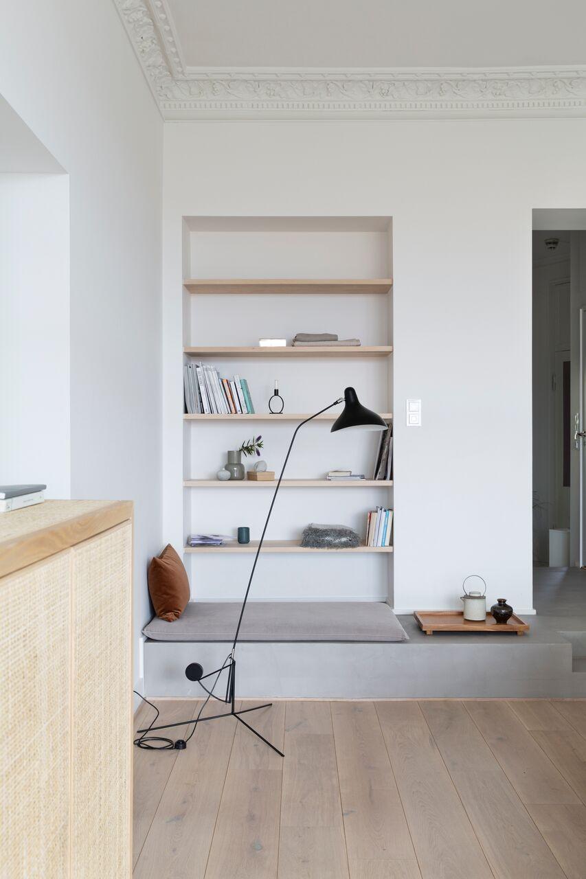 Interiør + arkitektur -