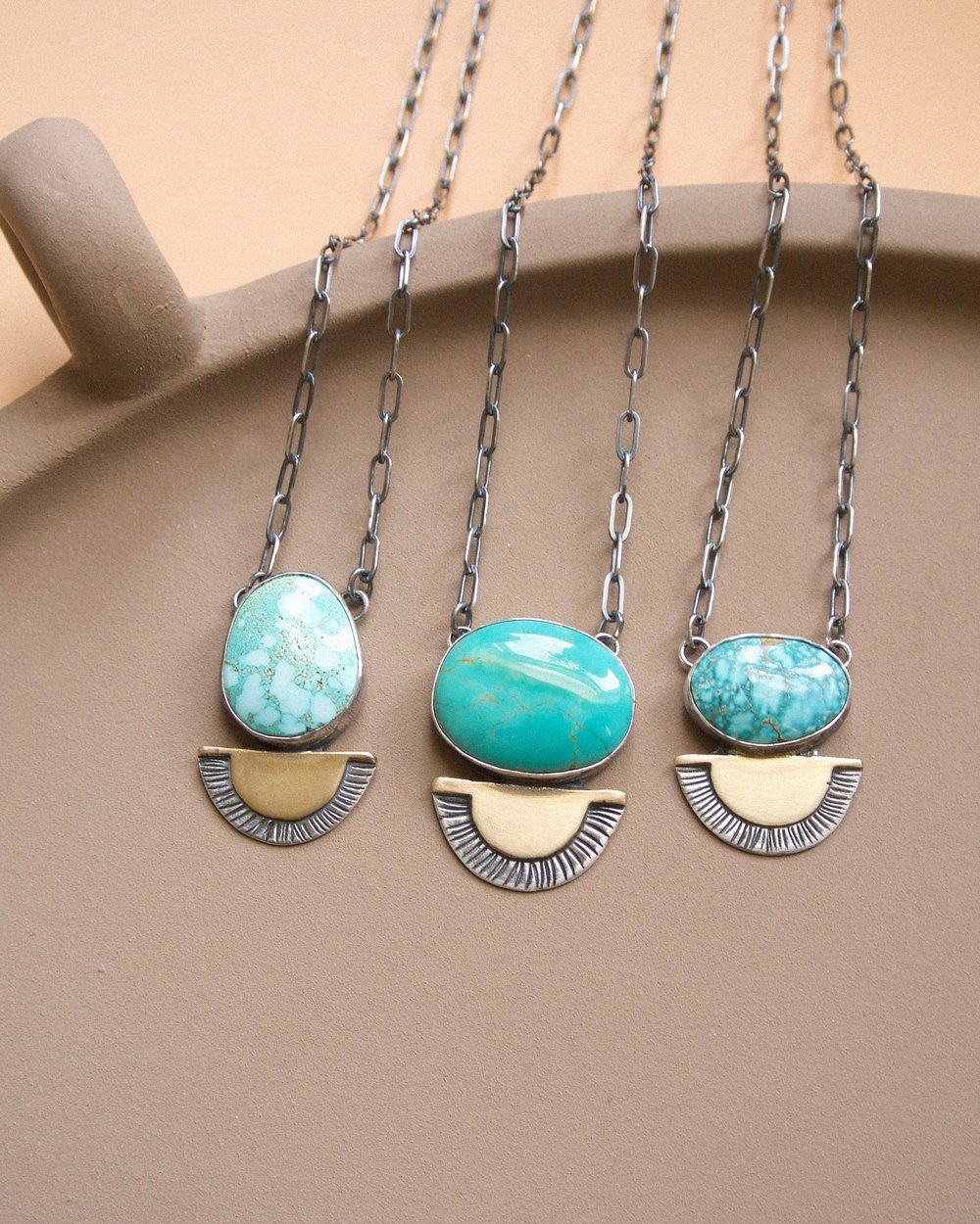 New in Necklaces