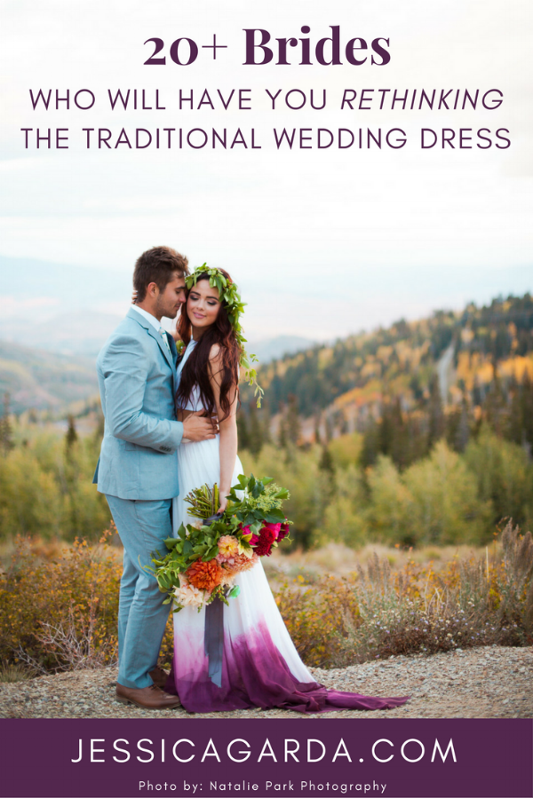 NonTraditional Wedding Dress Pinterest.png