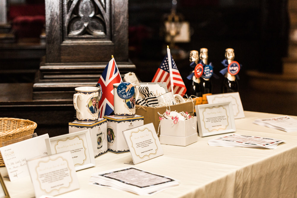 Pittsburgh Wedding Planner - Royal Wedding Watch Party - Trivia Games