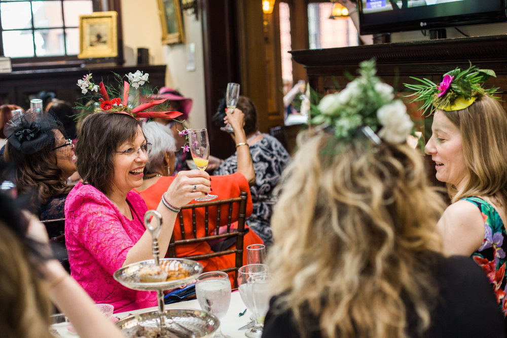 Pittsburgh Wedding Planner - Royal Wedding Watch Party - Mansions on Fifth