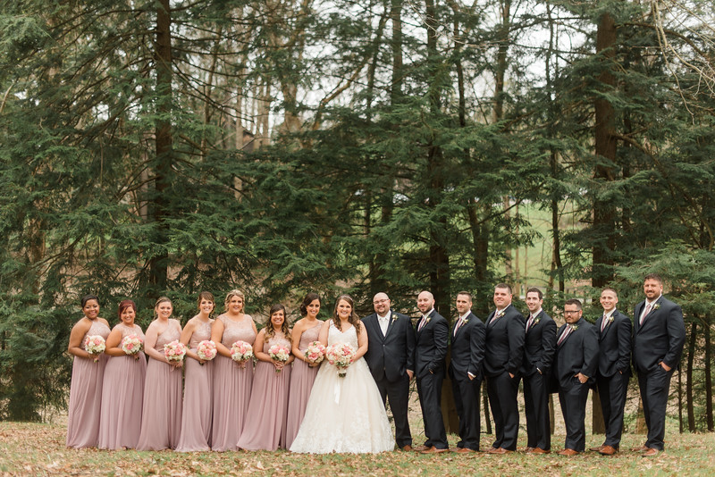 Wheeling WV Wedding Planner River City Banquet Oglebay Resort Sky's the Limit Photography