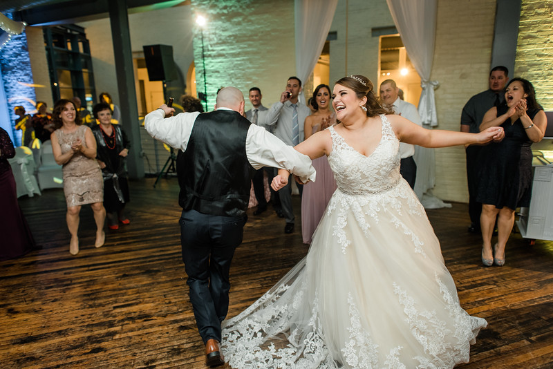 Pittsburgh Wedding Planner Romantic Blush Navy Wheeling West Virginia Wedding at River City Ale Works Sky's the Limit Photography (43).jpg