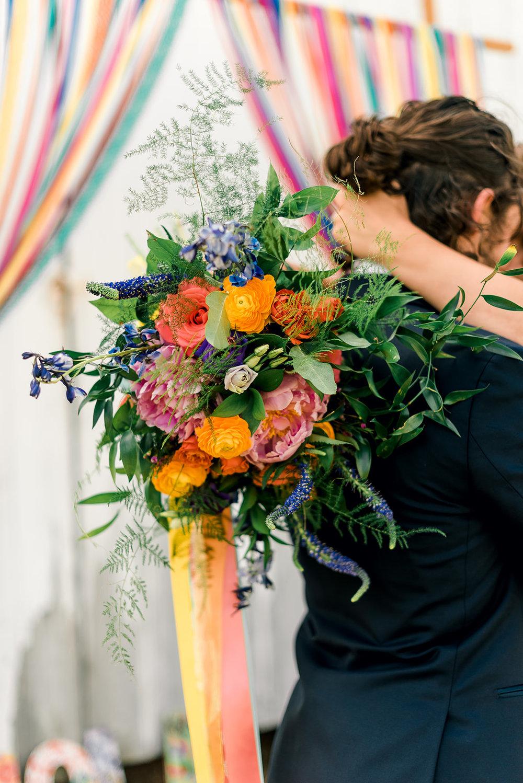 Fun & Colorful Barn Wedding Ceremony at Heaven Sent Farms in Avella Dawn Derbyshire Photography (12).jpg