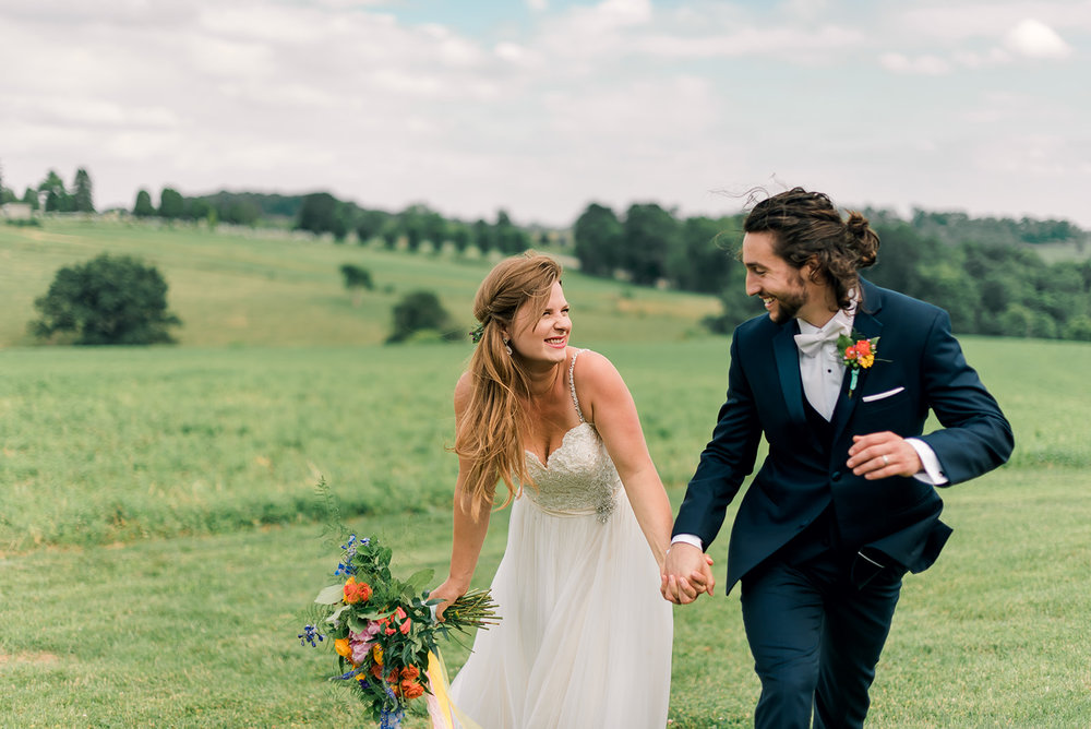 Fun & Colorful Barn Wedding Portraits at Heaven Sent Farms in Avella Dawn Derbyshire Photography  (4).jpg