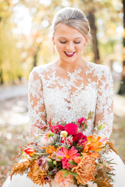 Merlot + Navy Fall Wedding Inspiration at Schenley Park - Leight Up Life Photography (46).jpg