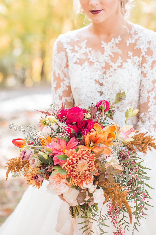 Merlot + Navy Fall Wedding Inspiration at Schenley Park - Leight Up Life Photography (48).jpg