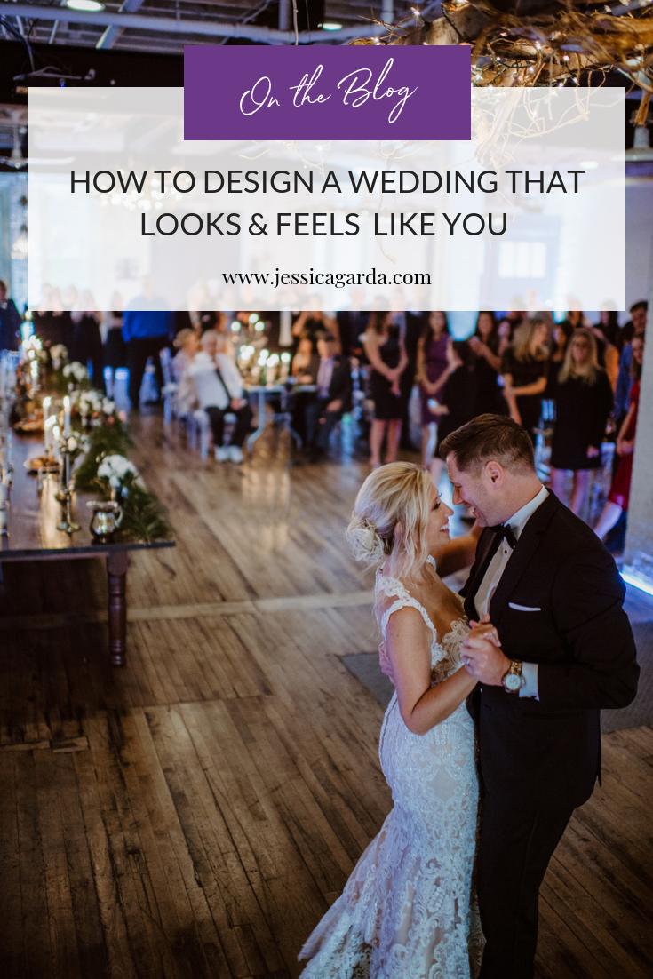 How to Define Your Wedding Vision - Free Wedding Planning Workbook - Pittsburgh Wedding Planner