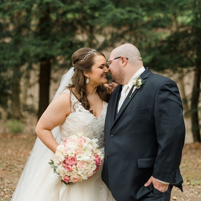 Pittsburgh Wedding Planner Romantic Blush Navy Wheeling West Virginia Wedding at River City Ale Works Sky's the Limit Photography (17).jpg