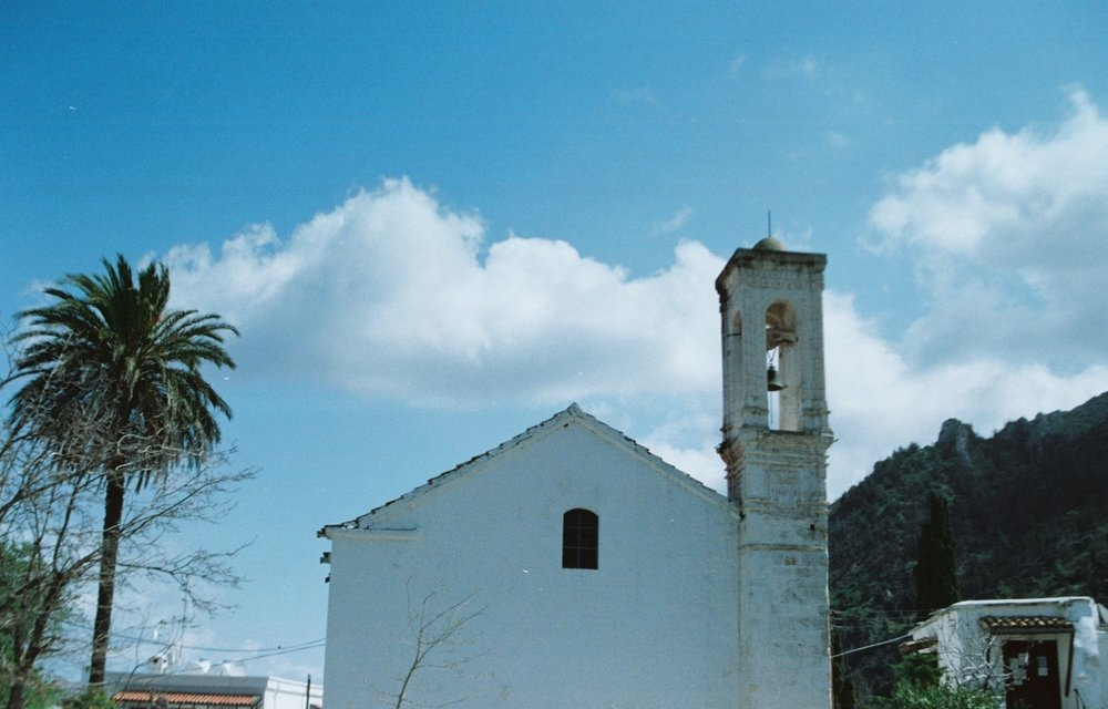 The Church | The island of copper & cypress trees // Cyprus | Travel by The Foraged Life