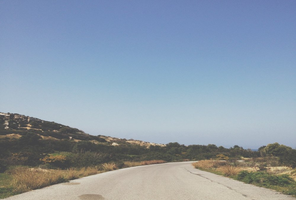 The Road | The island of copper & cypress trees // Cyprus | Travel by The Foraged Life
