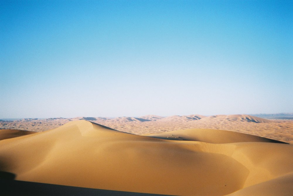 Into the Desert // Merzouga, Morocco | Eco-friendly Travel with The Foraged Life