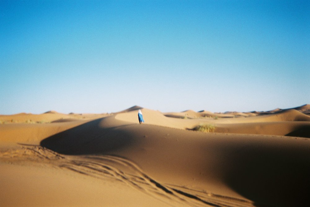 Into the Desert // Merzouga, Morocco| The Foraged life