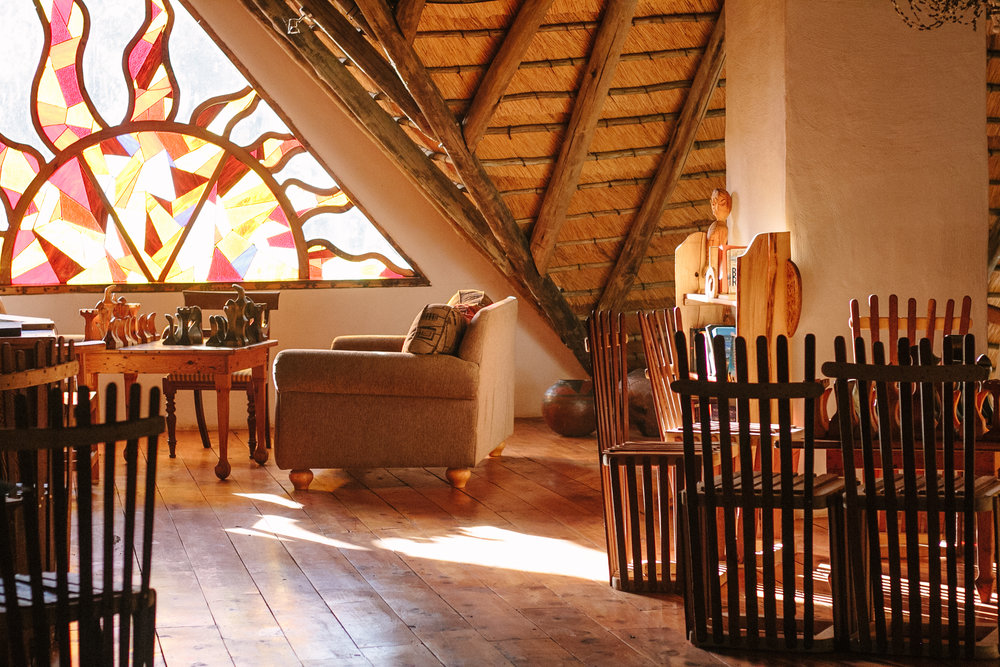 Sunlit Antbear Eco Lodge | An Inspiring Stay at Antbear Eco Lodge // Drakensberg, South Africa | Eco-friendly travel - The Foraged Life