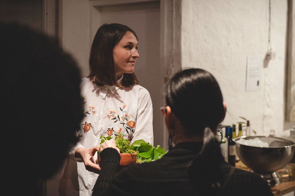 Foraging Workshop by Rachel Lees | How to Plan an Eco-Friendly Event ft. Yonder Collective | Eco-Friendly living by The Foraged Life