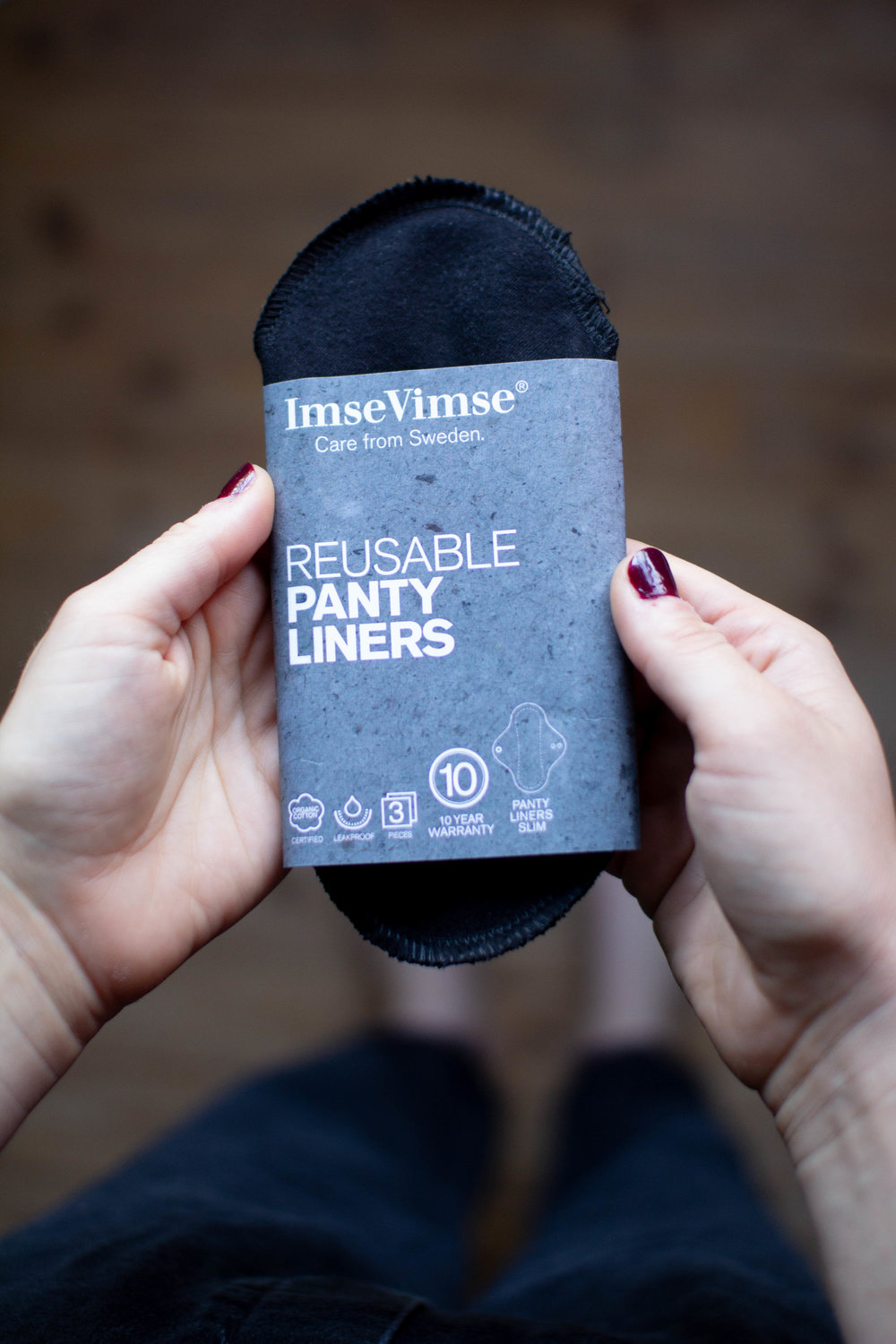 ImseVimse | Reusable pads for an eco-friendly period | Eco-friendly living by The Foraged Life
