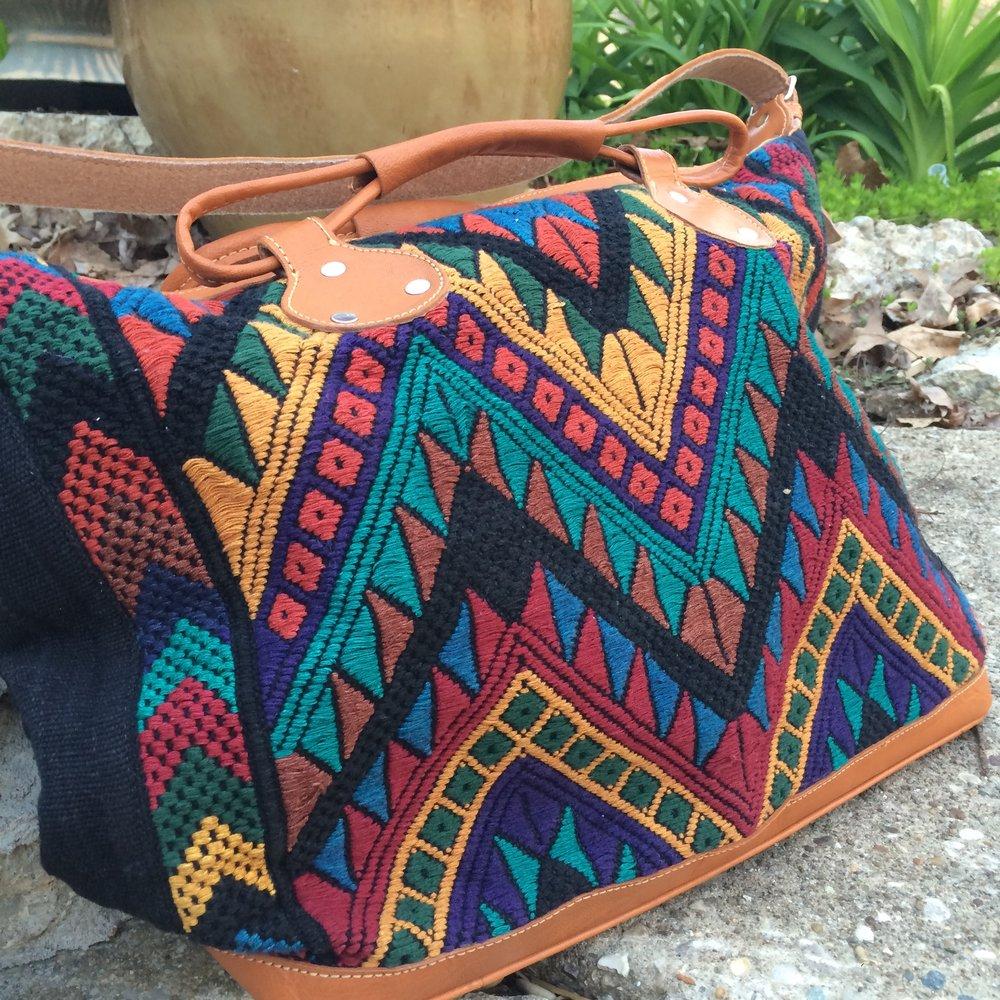Woven Bags & Purses