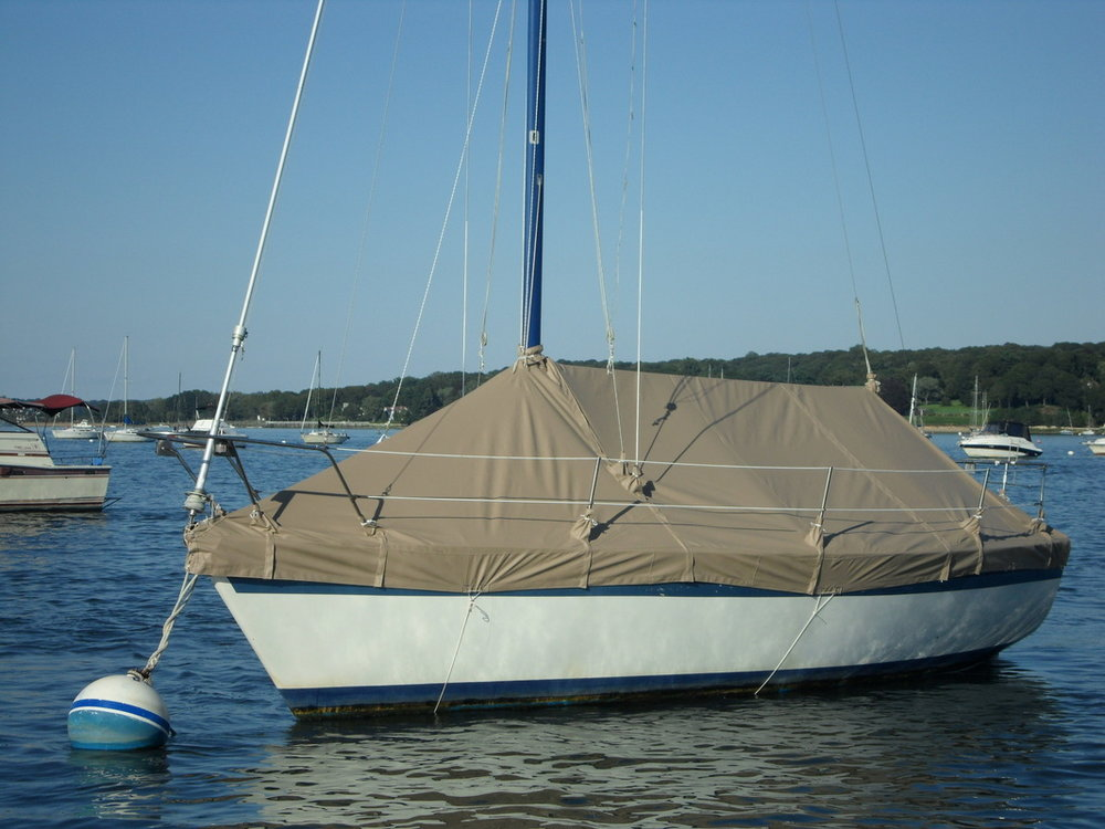 Sail & Power Boat Winter Covers