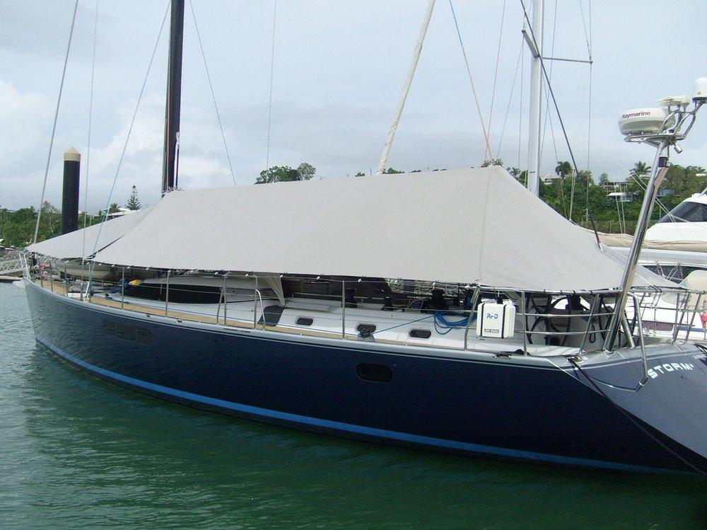 Sail Boat Awnings & Biminis