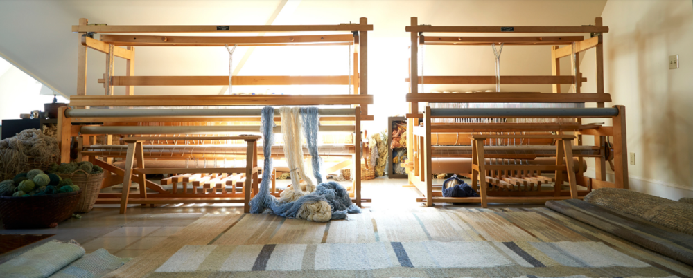Dillon Francis Oberholzer Loom Weaving