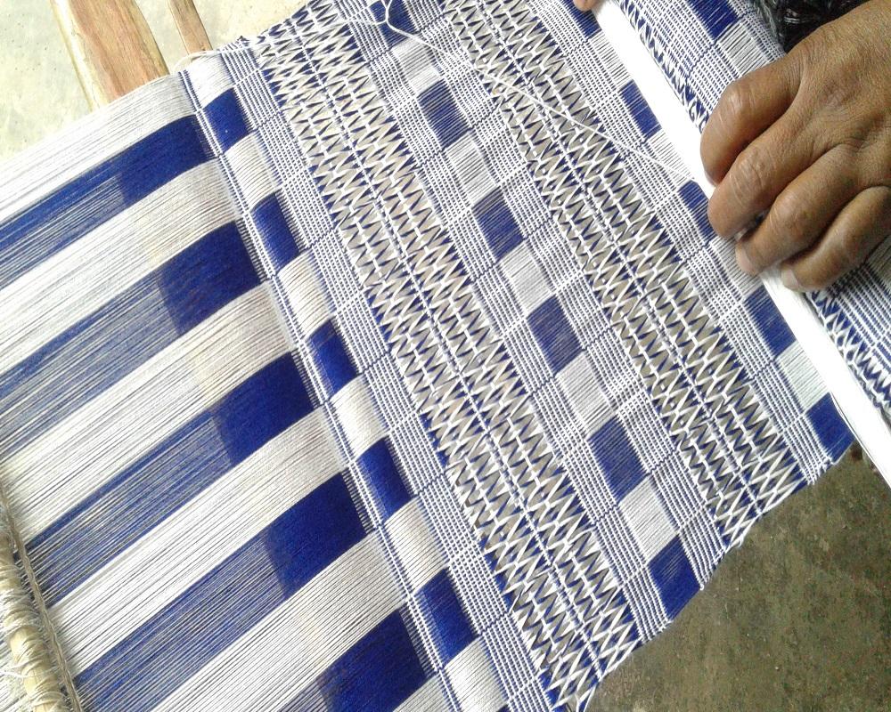Dillon Francis Oberholzer SJC Weaving