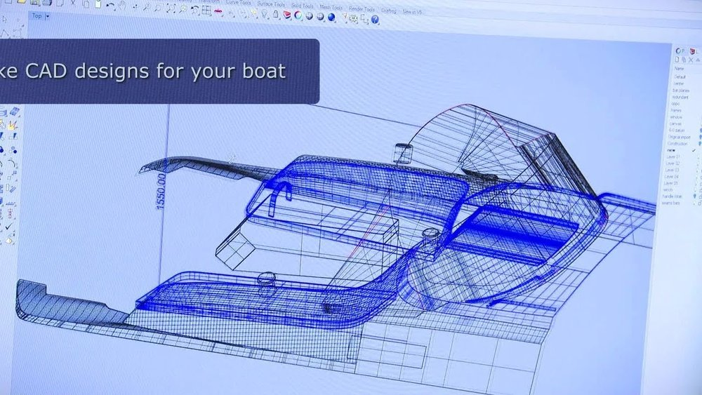 Dillon Francis Oberholzer CAD Services